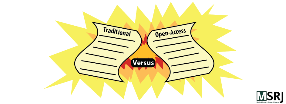 Traditional v Open Access