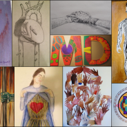 Medical Students Create Art Depicting the Doctor-Patient Relationship