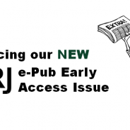New Feature: MSRJ e-Publications