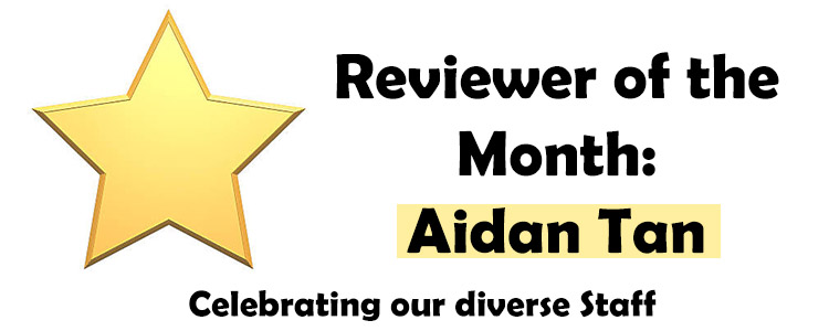 Reviewer of the Month