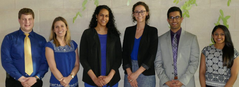 2018-2019 MSRJ Executive Editorial Board